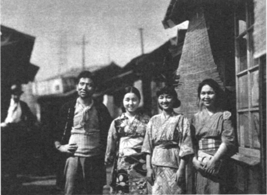 Composition Class (1938)
